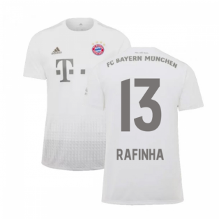 2019-2020 Bayern Munich Adidas Away Shirt (Kids) (RAFINHA 13)