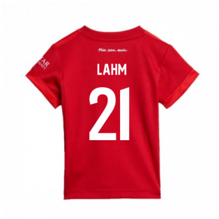 2019-2020 Bayern Munich Adidas Home Baby Kit (LAHM 21)
