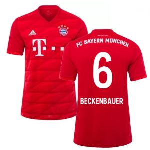 2019-2020 Bayern Munich Adidas Home Football Shirt (BECKENBAUER 6)