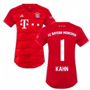 2019-2020 Bayern Munich Adidas Home Womens Shirt (KAHN 1)