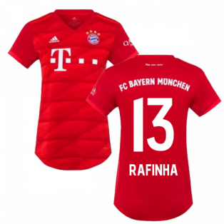 2019-2020 Bayern Munich Adidas Home Womens Shirt (RAFINHA 13)