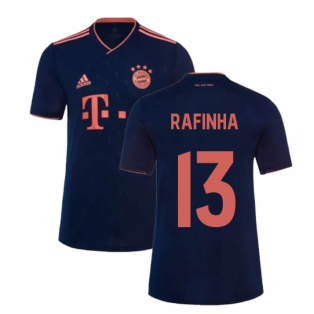 2019-2020 Bayern Munich Third Shirt (RAFINHA 13)