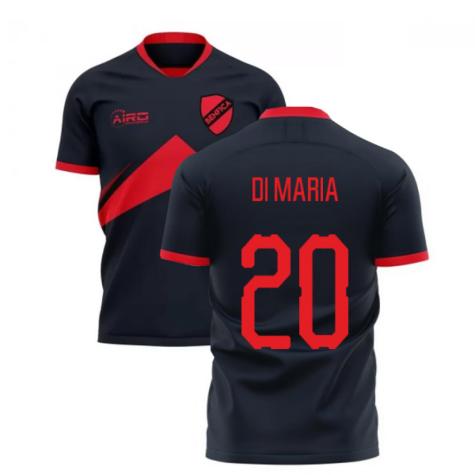2020-2021 Benfica Away Concept Football Shirt (Di Maria 20)
