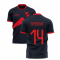 2019-2020 Benfica Away Concept Football Shirt (Seferovic 14)