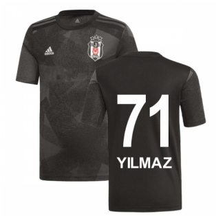 2019-2020 Besiktas Adidas Away Shirt (Kids) (Yilmaz 71)