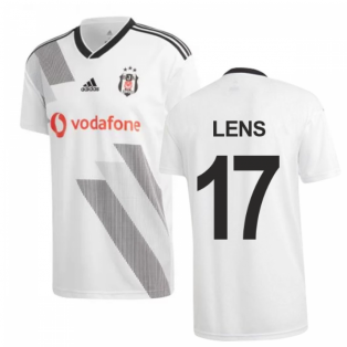 2019-2020 Besiktas Adidas Home Football Shirt (Lens 17)