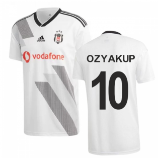 2019-2020 Besiktas Adidas Home Football Shirt (Ozyakup 10)