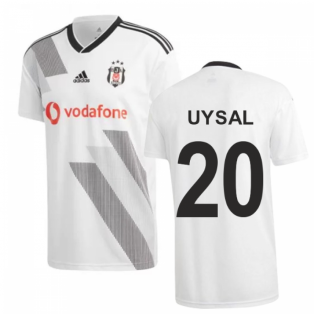 2019-2020 Besiktas Adidas Home Football Shirt (Uysal 20)