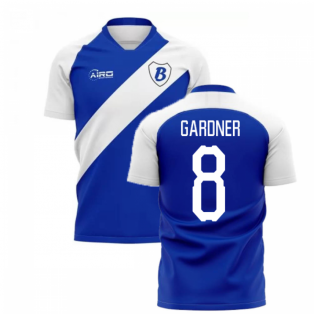 2019-2020 Birmingham Home Concept Football Shirt (Gardner 8)