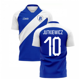 2019-2020 Birmingham Home Concept Football Shirt (Jutkiewicz 10)