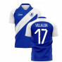 2020-2021 Birmingham Home Concept Football Shirt (Villalba 17)