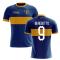 2020-2021 Boca Juniors Home Concept Football Shirt (Benedetto 9)