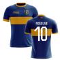 2020-2021 Boca Juniors Home Concept Football Shirt (RIQUELME 10)