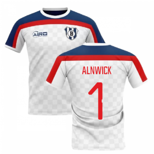 2019-2020 Bolton Home Concept Football Shirt (Alnwick 1)