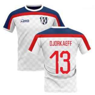 2019-2020 Bolton Home Concept Football Shirt (Djorkaeff 13)