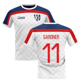 2019-2020 Bolton Home Concept Football Shirt (Gardner 11)