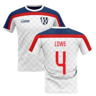 2019-2020 Bolton Home Concept Football Shirt (Lowe 4)