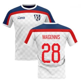2019-2020 Bolton Home Concept Football Shirt (Magennis 28)