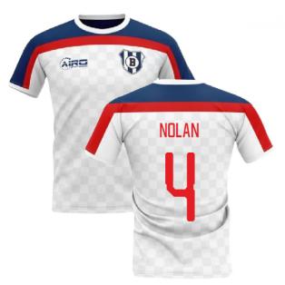 2019-2020 Bolton Home Concept Football Shirt (Nolan 4)