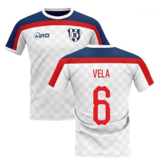 2019-2020 Bolton Home Concept Football Shirt (Vela 6)