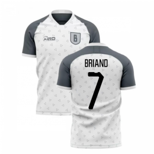 2020-2021 Bordeaux Away Concept Football Shirt (BRIAND 7)