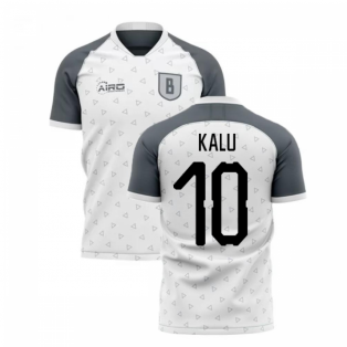 2020-2021 Bordeaux Away Concept Football Shirt (KALU 10)