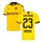 2019-2020 Borussia Dortmund Home Puma Shirt (Kids) (KAGAWA 23)