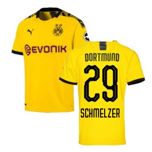 Buy Marcel Schmelzer Football Shirts at UKSoccershop.com