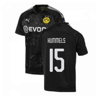 2019-2020 Borussia Dortmund Puma Away Football Shirt (Hummels 15)