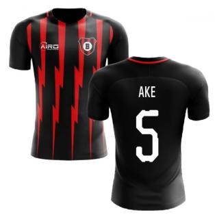 2020-2021 Bournemouth Home Concept Football Shirt (AKE 5)