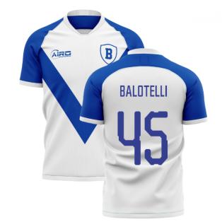 2019-2020 Brescia Away Concept Shirt (Balotelli 45)