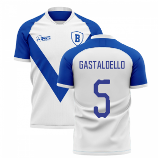 2020-2021 Brescia Away Concept Shirt (Gastaldello 5)