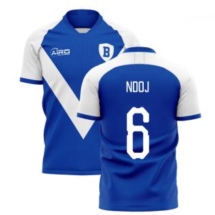 2020-2021 Brescia Home Concept Shirt (Ndoj 6)