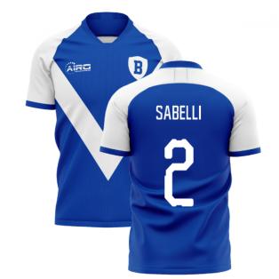 2020-2021 Brescia Home Concept Shirt (Sabelli 2)