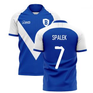2020-2021 Brescia Home Concept Shirt (Spalek 7)