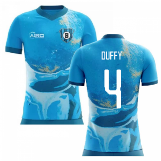 2020-2021 Brighton Away Concept Football Shirt (DUFFY 4)