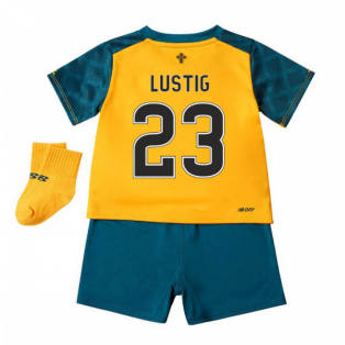 2019-2020 Celtic Away Baby Kit (Lustig 23)