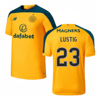 2019-2020 Celtic Away Football Shirt (Lustig 23)