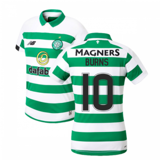 2019-2020 Celtic Home Ladies Shirt (Burns 10)