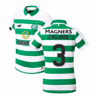 2019-2020 Celtic Home Ladies Shirt (Izaguirre 3)