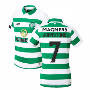 2019-2020 Celtic Home Ladies Shirt (Johnstone 7)