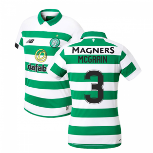 2019-2020 Celtic Home Ladies Shirt (McGrain 3)