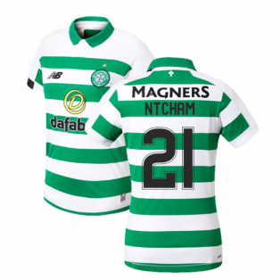 2019-2020 Celtic Home Ladies Shirt (Ntcham 21)
