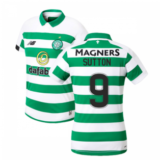 2019-2020 Celtic Home Ladies Shirt (Sutton 9)