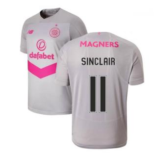 2019-2020 Celtic Third Shirt (Sinclair 11)