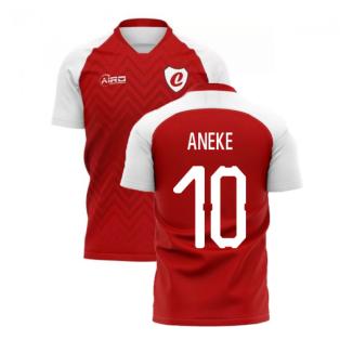 2019-2020 Charlton Home Concept Football Shirt (Aneke 10)