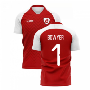 2019-2020 Charlton Home Concept Football Shirt (Bowyer 1)