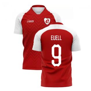 2019-2020 Charlton Home Concept Football Shirt (Euell 9)
