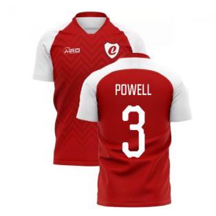 2020-2021 Charlton Home Concept Football Shirt (Powell 3)