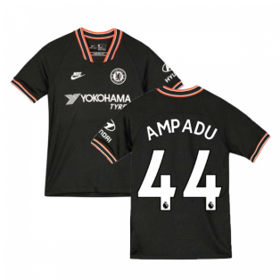 2019-2020 Chelsea Third Nike Football Shirt (Kids) (Ampadu 44)